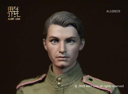 Armée rouge combat engineer-Grenades Set 1//6 Scale-Alerte Line figures