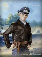 WWII Luftwaffe Fighter Ace - Alert Line 1/6 Scale Figure
