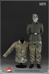 Wehrmacht Camouflage Uniform Set C - Alert Line 1/6 Scale Accessory Set