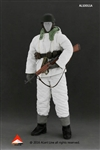 Wehrmacht Paratroopers Double-Sided Cotton-Padded Jacket Suit Set A - Alert Line 1/6 Scale Accessory Set