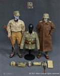 WWII Afrikakorps Wehrmacht Suit - Alert Line 1/6 Scale Accessory Set