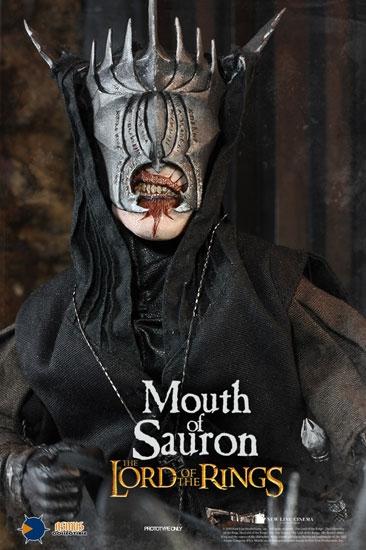 Sauron Ohne Rüstung