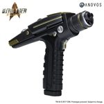 Star Trek Discovery - Starfleet Hand Phaser - Anovos Interactive Prop Replica 1:1 Scale