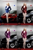 Racing Girl Outfit - Four Color Options - AC Play 1/6 Scale Accessory