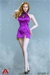 Cheongsam Set - Five Versions - AC Play 1/6 Scale Accessory