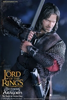 Aragorn at Helm's Deep - Lord of the Rings - Asmus 1/6 Scale Figure