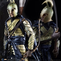 Elven Archer and Elven Warrior - Set of 2 - Lord of the Rings - Asmus Toys 1/6 Scale Figure