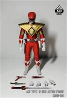 Golden Classic Mighty Superhero - Red Version - Ace Toyz 1/6 Scale Figure