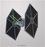 Tie Fighter - Bandai Star Wars 1/72 Plastic Model