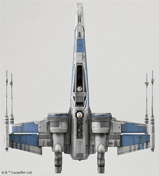 Resistance X-Wing Star Fighter