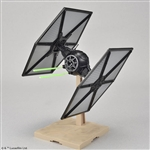 TIE Fighter - Star Wars: The Force Awakens - Bandai 1/72 Plastic Model