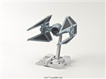 Tie Interceptor - Bandai Star Wars 1/72 Plastic Model