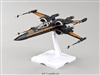 Poe's X-Wing Fighter - Bandai Star Wars: The Force Awakens 1/72 Plastic Model