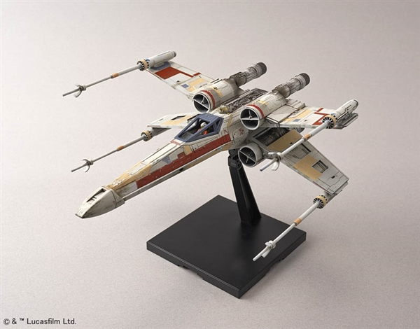 Red Squadron X Wing Starfighter Special Set Rogue One
