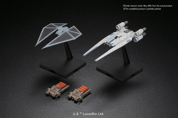 U Wing Fighter Amp Tie Striker Quot Rogue One A Star Wars Story