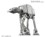 AT-AT - Star Wars - Bandai Star Wars 1/144 Plastic Model