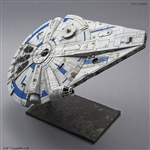 Millennium Falcon Lando Calrissian Version - Bandai Star Wars 1/144 Plastic Model Kit