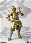 Honyaku Karakuri C-3PO - Meisho Movie Realization - Bandai Collectible Figure