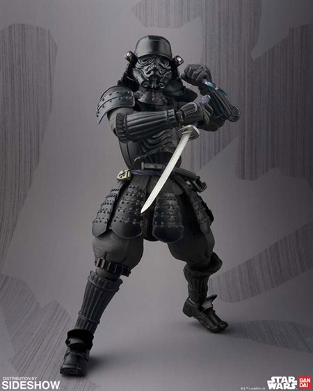Onmitsu Shadowtrooper - Meisho Movie Realization - Bandai Collectible Figure