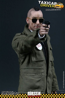 Taxicab Driver - Guess Me - Black Box 1/6 Scale Figure