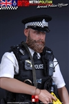 British Metropolitan Police Service - Armed Police Officer - MMS 1/6 Scale Figure