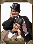 Stan Laurel and Oliver Hardy - Classic Suits Version - Big Chief 1/6 Scale Figure Set