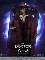 Fourth Doctor - Dr. Who - Big Chief 1/6 Scale Figure