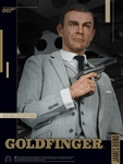 James Bond - Goldfinger - Big Chief 1/6 Scale Figure