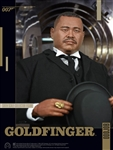 Oddjob - James Bond Goldfinger - Big Chief 1/6 Scale Figure