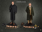 Sherlock Holmes and Dr. John Watson Two-Pack - Sherlock The Abominable Bride - Big Chief 1/6 Scale Figure