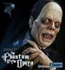 Lon Chaney Sr as The Phantom of the Opera - Universal Monsters - Black Heart Studios Life-Size Bust