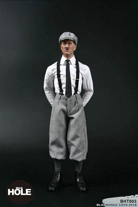 nude body 1//6 Black Hole Toys BHT003 WWII German 1940 Fashion Set