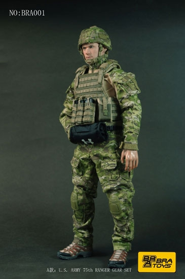 75th Ranger Gear