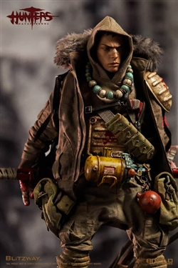 "The Boy ""HUNTERS : Day After WWlll"", Blitzway 1/6th Scale Action Figure"
