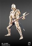 Gothic Armor Set in Gold - Brown Art 1/6 Scale Figure