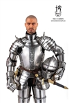 Armor for the Duke of Saxony-Coburg - Sixteenth Century - Brown Art 1/6 Scale