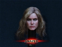 Amazed Head Sculpt - By Art 1/6 Scale Accessory