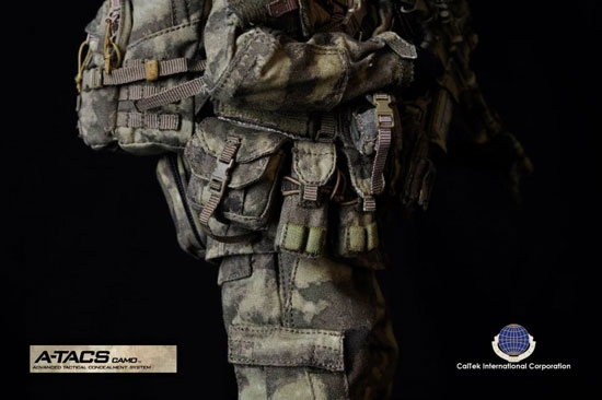 Caltek 1 6 A Tacs Camo Advanced Tactical Concealment
