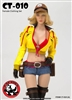 Female Clothing Set - Yellow Version - CAT Toys 1/6 Sale
