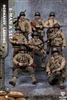 US Army On D-Day Set Deluxe Edition - World War II - Crazy Figure 1/12 Scale Figure Set