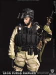 "Master Sergeant - Rangers Task Force 1993 ""Operation Gothic Snake"" Somalia-Mogadishu Area - Crazy Figure 1/12 Scale"