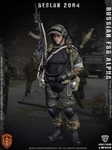 Russian Alpha Special Forces Grenadier - Crazy Figure 1/12 Scale Figure