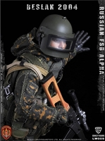 Russian Alpha Special Forces Russian Sniper - Crazy Figure 1/12 Scale
