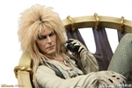 Jareth on the Throne - Labyrinth - Chronicle Collectibles 1/4 Scale Statue
