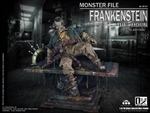 Frankenstein (Birth Edition) - Monster File - COO Model x Ouzhixiang 1/6 Scale Figure
