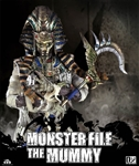 The Mummy - COO Model x OuzhiXiang Monster File Series - COO Model 1/6 Scale Figure