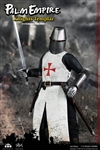 Templar Knight - Crusades - CM Toys Palm Empire series 1/12 Scale Figure