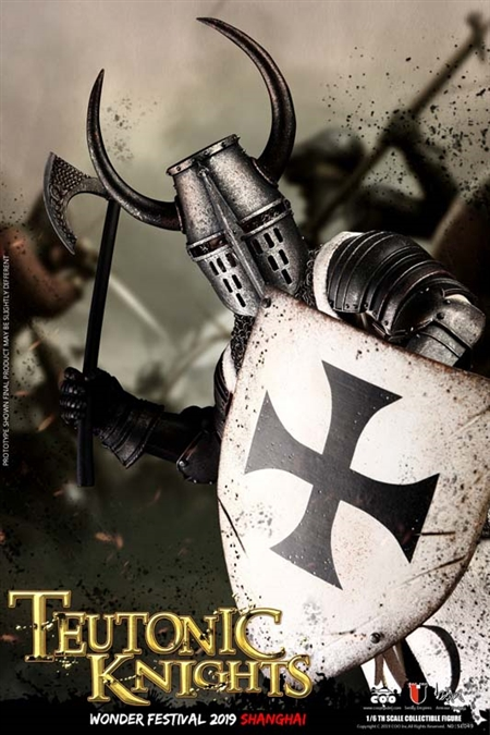 Teutonic Knight - The Crusader - CM Toys 1/6 Scale Figure