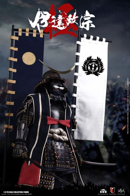 Date Masamune (Masterpiece Unique Version) - COO Model 1/6 Scale Figure