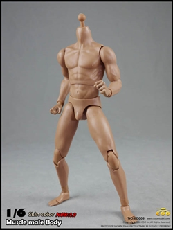 2.0 Muscular Male Body 9.8-inch version - COO Model